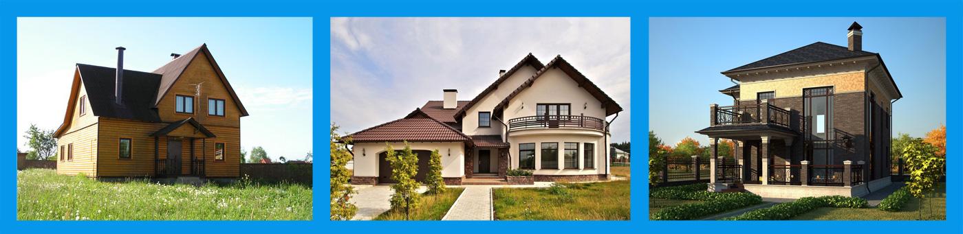Покупка и продажа загородной недвижимости